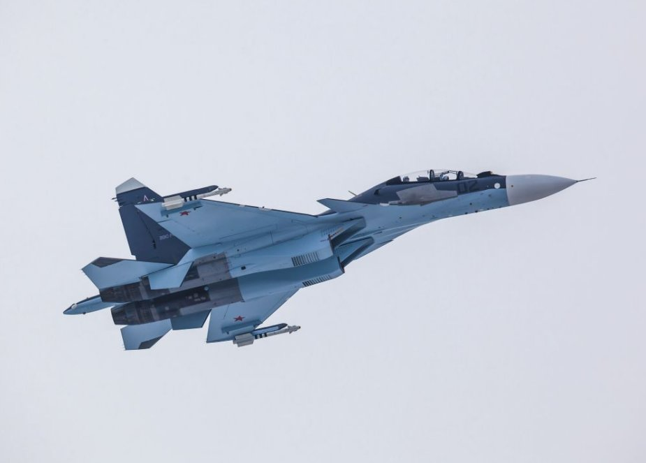 Delivery of Su 30SM fighter jets to Belarus postponed to 2019 001