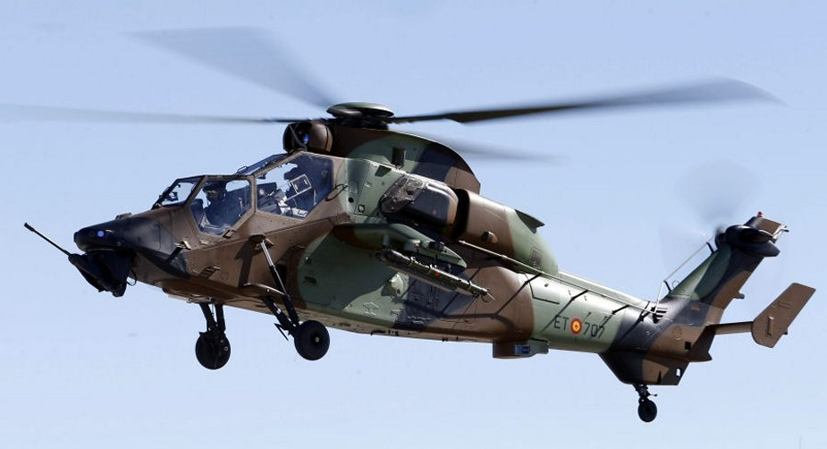 FZ 70mm rockets picked up for FAMET Bundeswehr Tiger helicopters 001