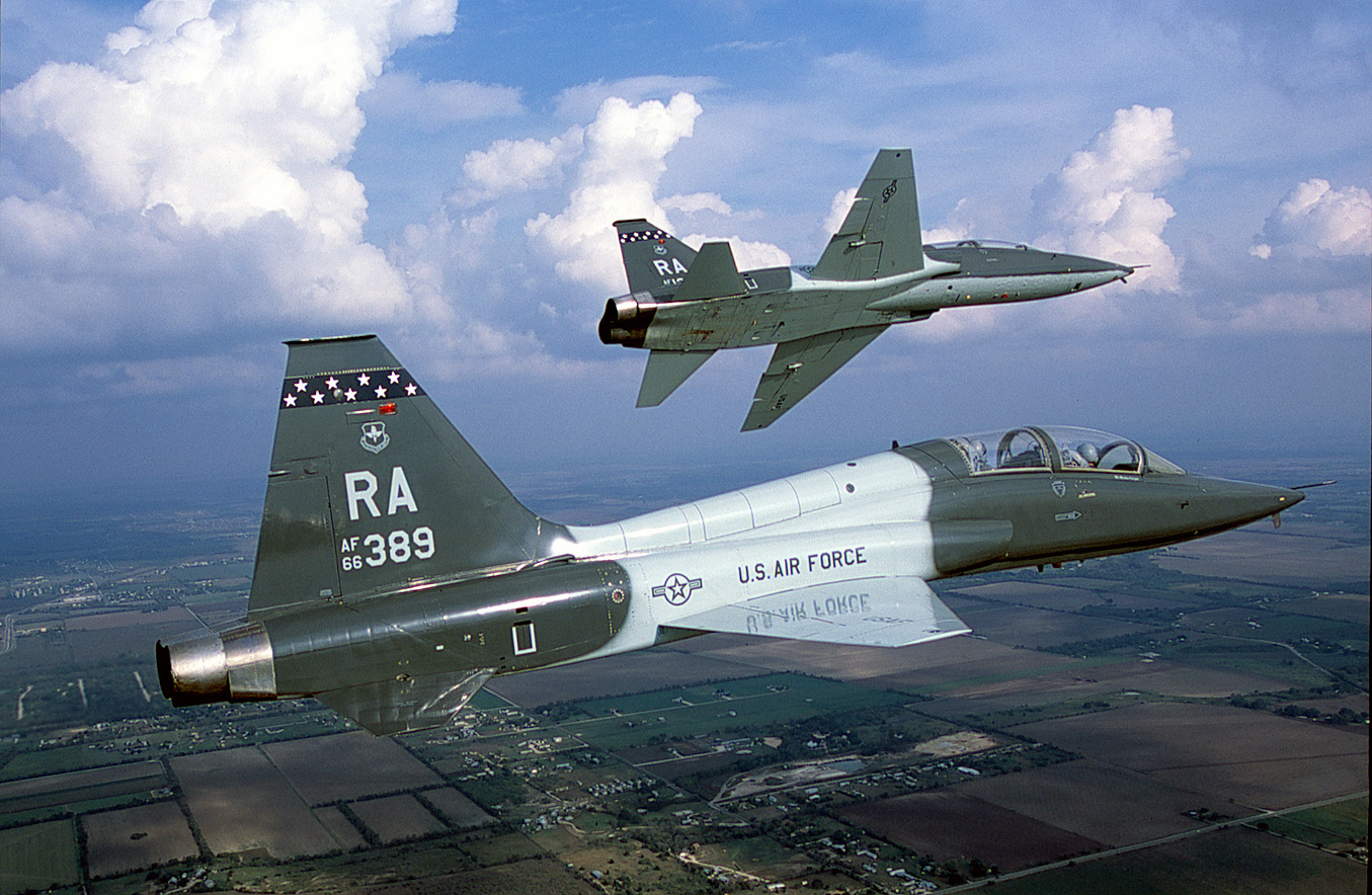 USAF T X trainer aircraft to arrive in San Antonio Randolph in 2022