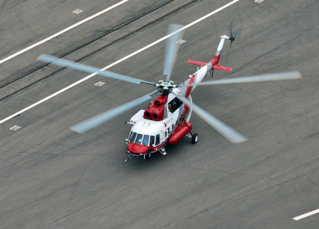 Russian Helicopters Mi 171A2 starts low temperature test program 640 001