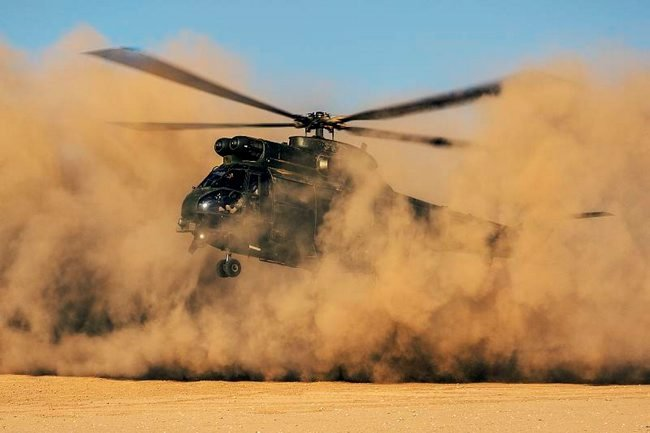 UK MoD comments 135M deal for Puma HC Mk2 helicopters support 640 001