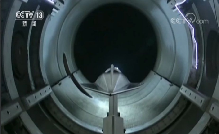China building new wind tunnel for hypersonic aircraft development 001