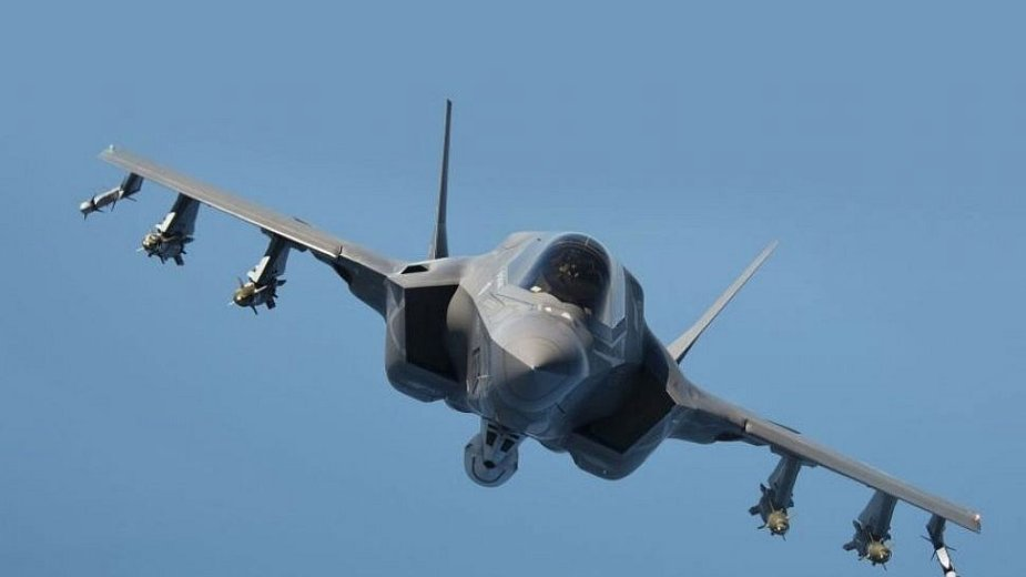 First operational strikes for F 35 by Israeli Air Force2