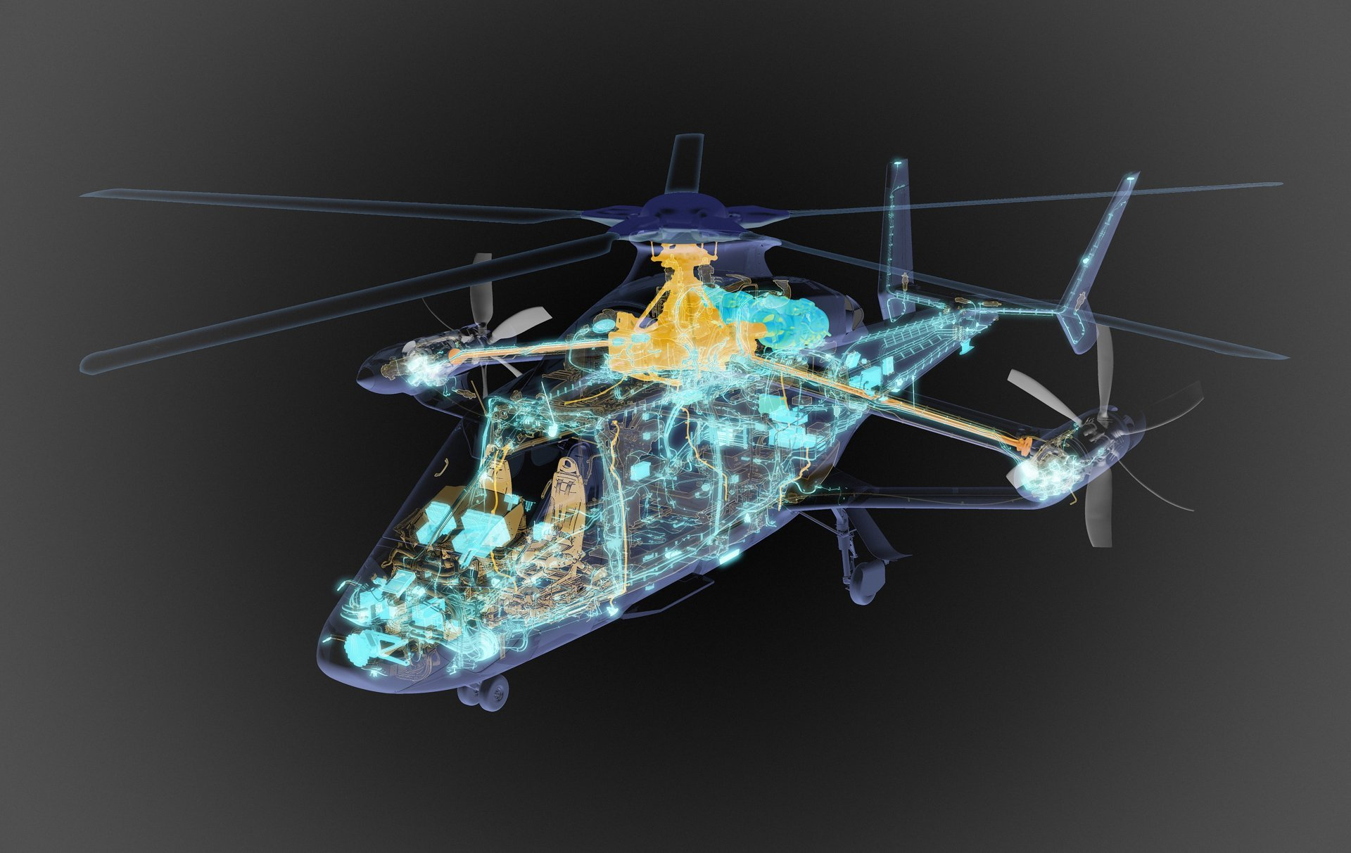 Airbus Racer high speed chopper achieves preliminary design review