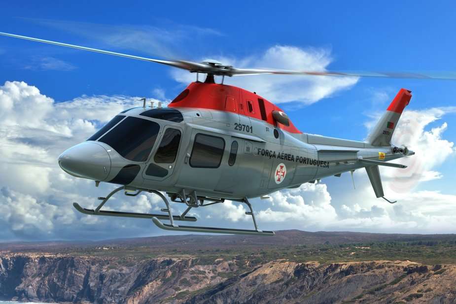 Portuguese Air Force orders five AW119Kx helicopters 001