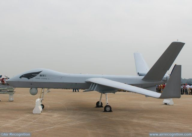 AVIC details Wing Loong UAS family future improvement 640 001