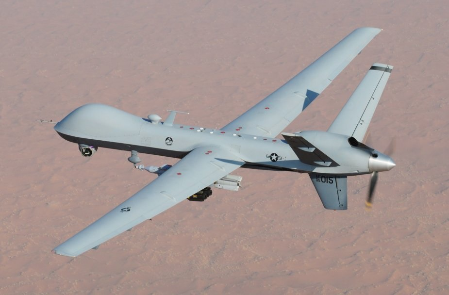 Greece to buy General Atomics MQ 9 Reaper drones