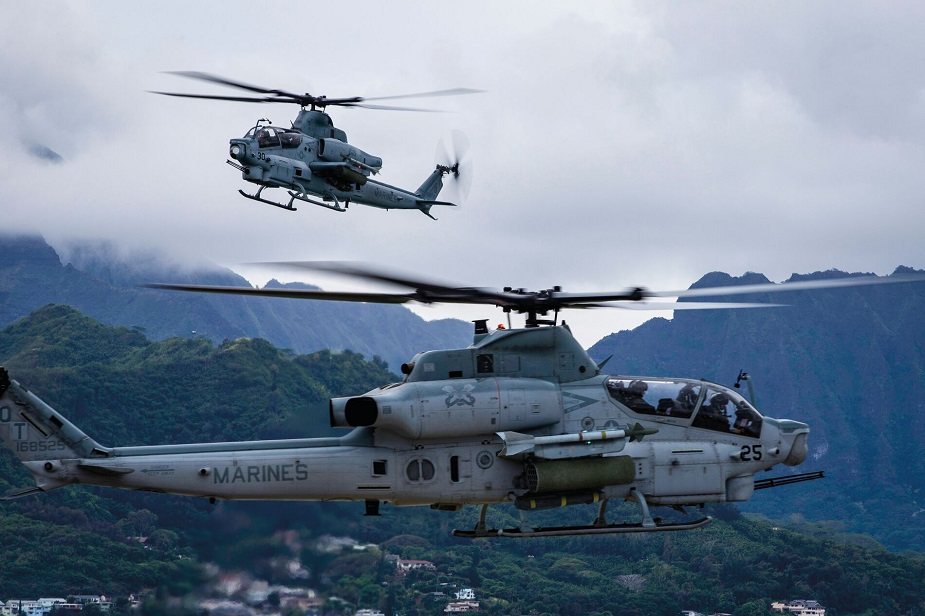 Czech Republic to buy Bell AH 1Z Viper and UH 1Y Venom helicopters VIPER