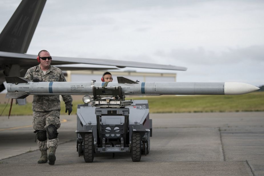 Hungary to purchase American AIM 120C 7 Advanced Medium Range Air to Air Missiles 925 001