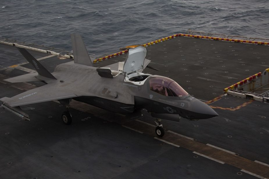 Japan has confirmed the purchase of 40 American F 35B STOVL aircraft 925 001