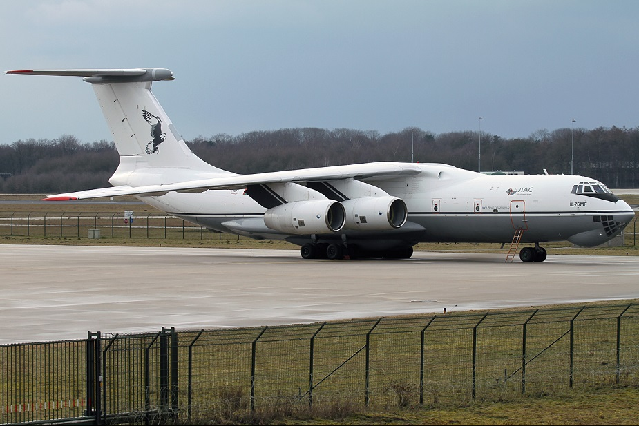 Russia allows Jordan to hand over two Il 76MF to Egypt