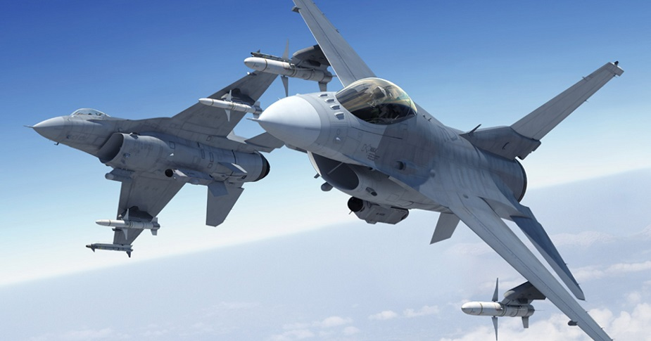 USA approves sale of 66 F 16 fighters to Taiwan