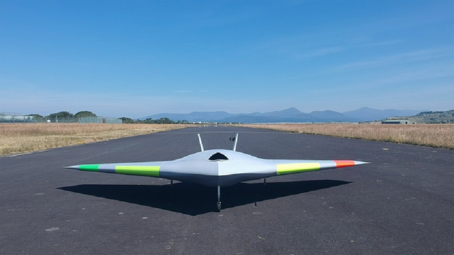 MAGMA UAV demonstrates innovative flow control technologies