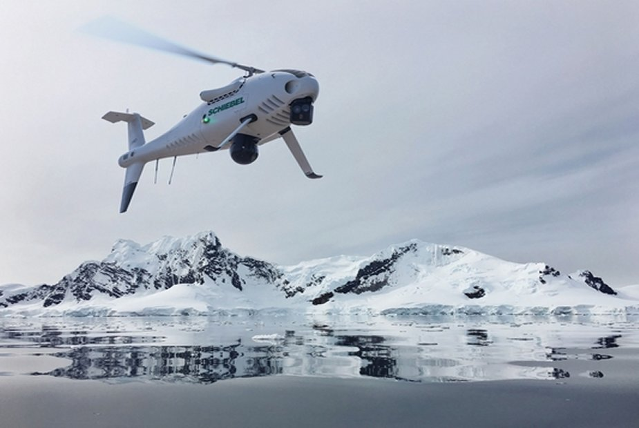 Schiebel wins contract for UAS Arctic deployment for Norway