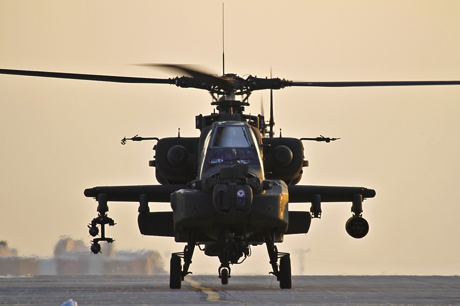 US Army validates improved performance of ANAPG 78 V6 software upgrade for AH 64E Apache