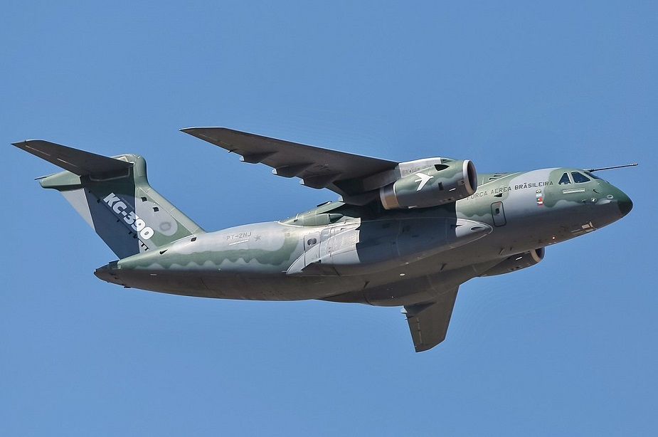 Elbit Systems awarded 50 Million contract by the Portuguese MoD to provide a complete EW suite for new KC 390 aircraft