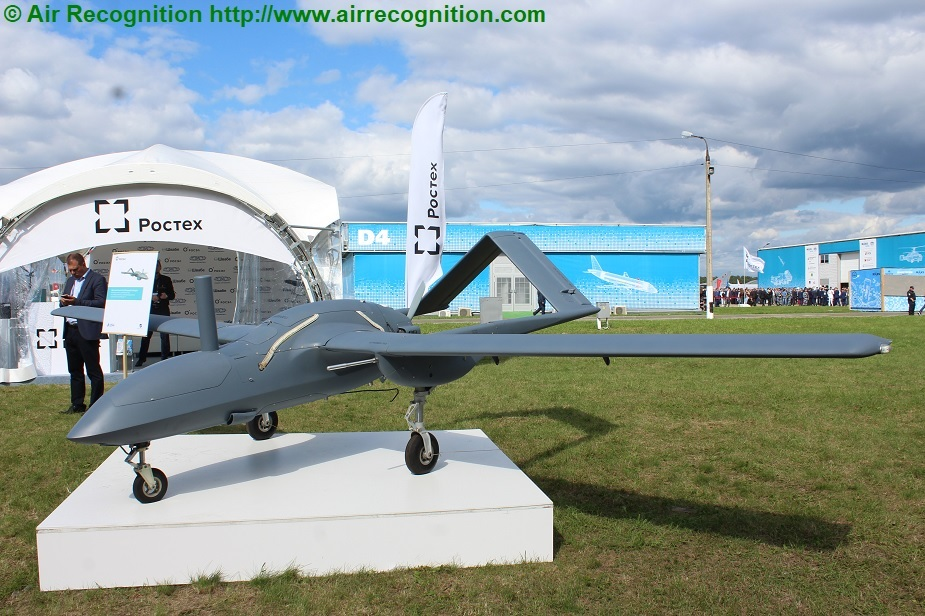 Russian Korsar drone may get a seaborne option