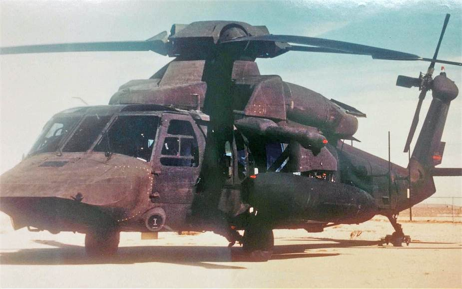 Stealth Black Hawk helicopter used by US Special Forces during Bin Laden raid 925 01