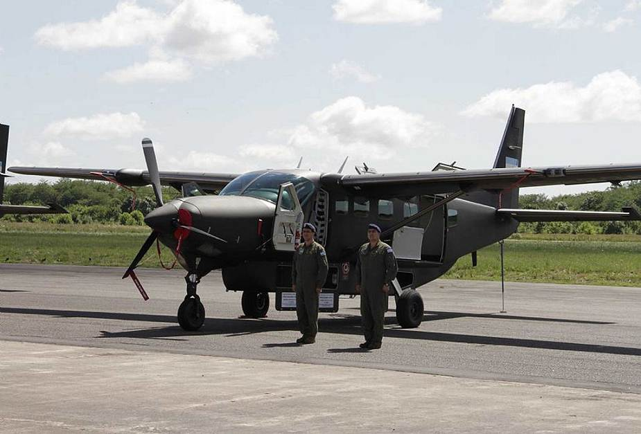 Textron Aviation Receives A Contract To Deliver Two Cessna Grand Caravan Ex Aircraft For Rwanda