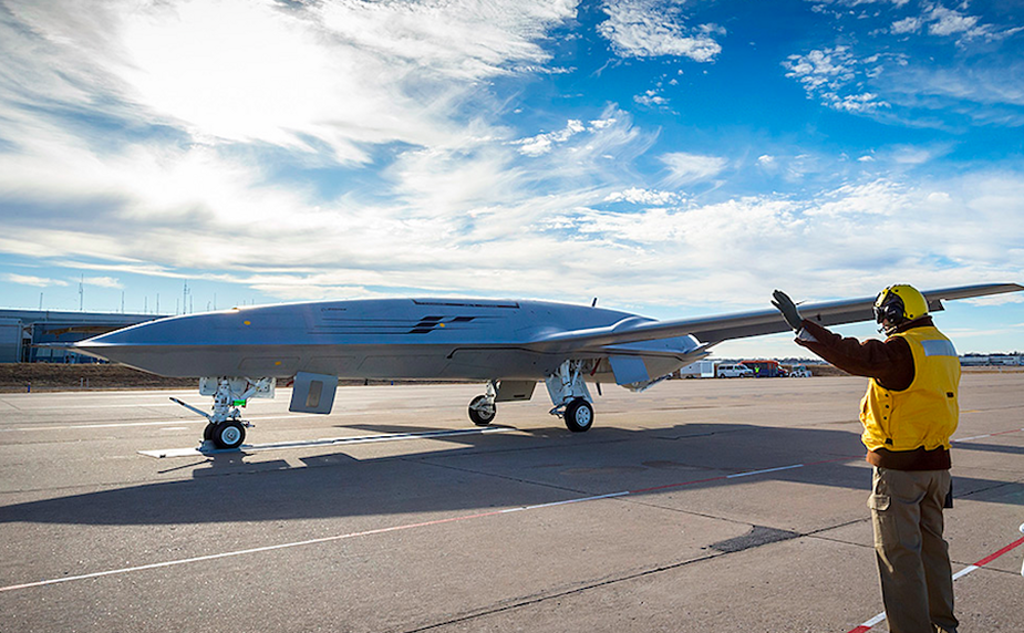Boeing Autonomous MQ 25 Stingray completes first test flight with aerial refueling store 2