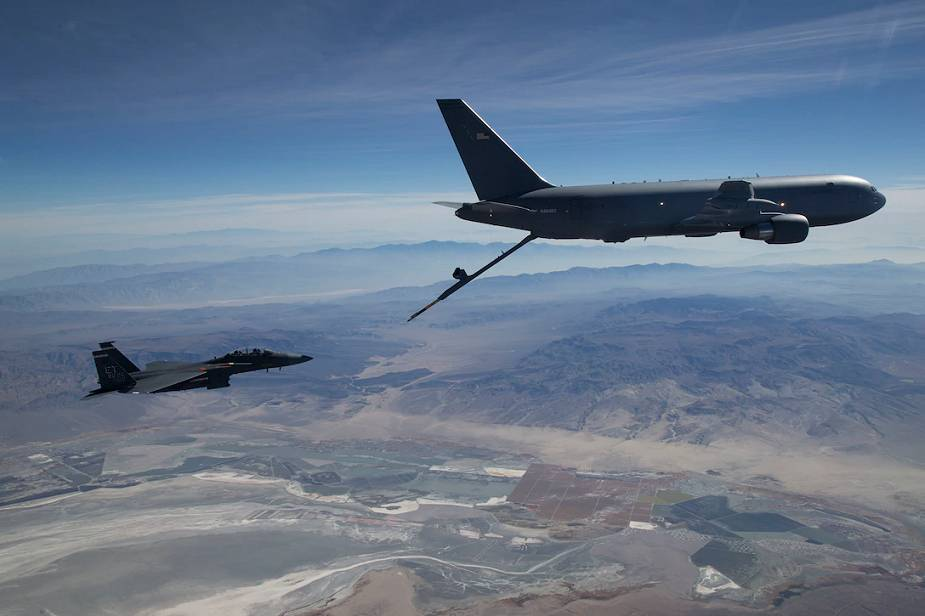 Boeing to deliver first KC 46 military aerial refueling aircraft to Japan in early 2021 925 001