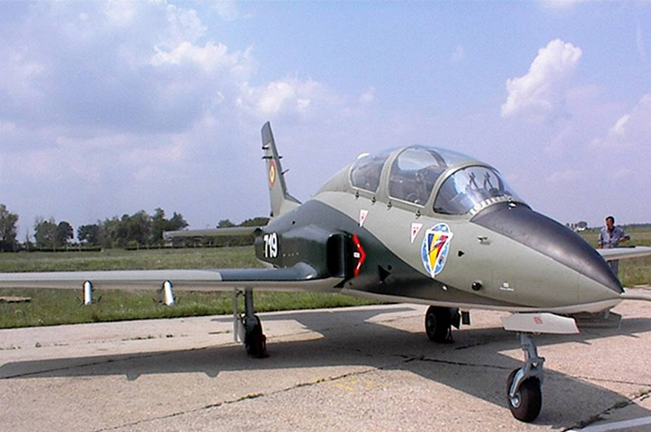 Elbit Systems to upgrade Romanian Air Force IAR 99 trainer aircraft
