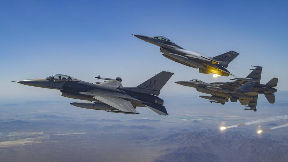 Lockheed Martin awarded US Air Force F 16 Depot Sustainment Program