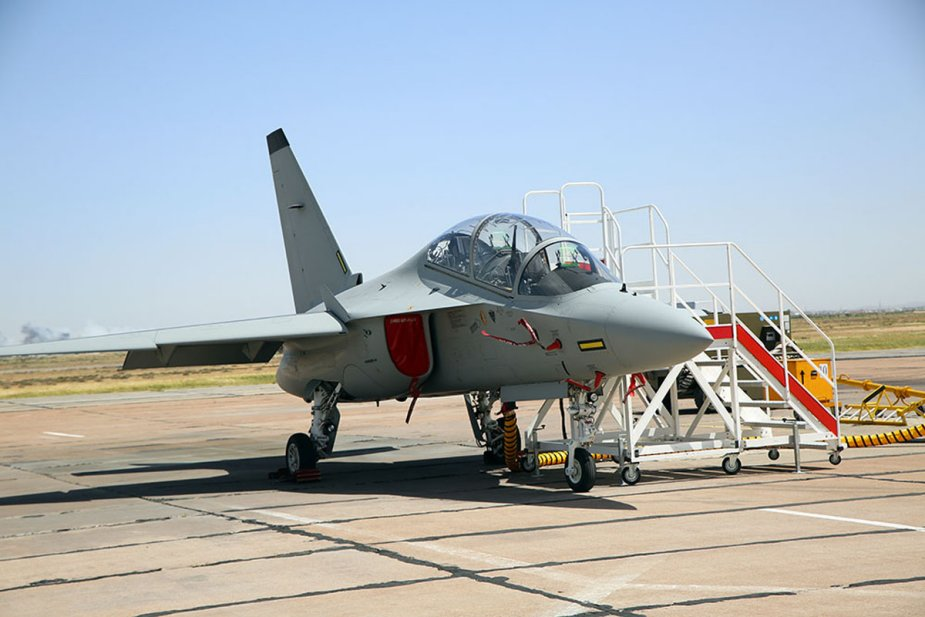 Azerbaijan signs agreement for acquisition of 10 to 15 M 346 jets 925 001