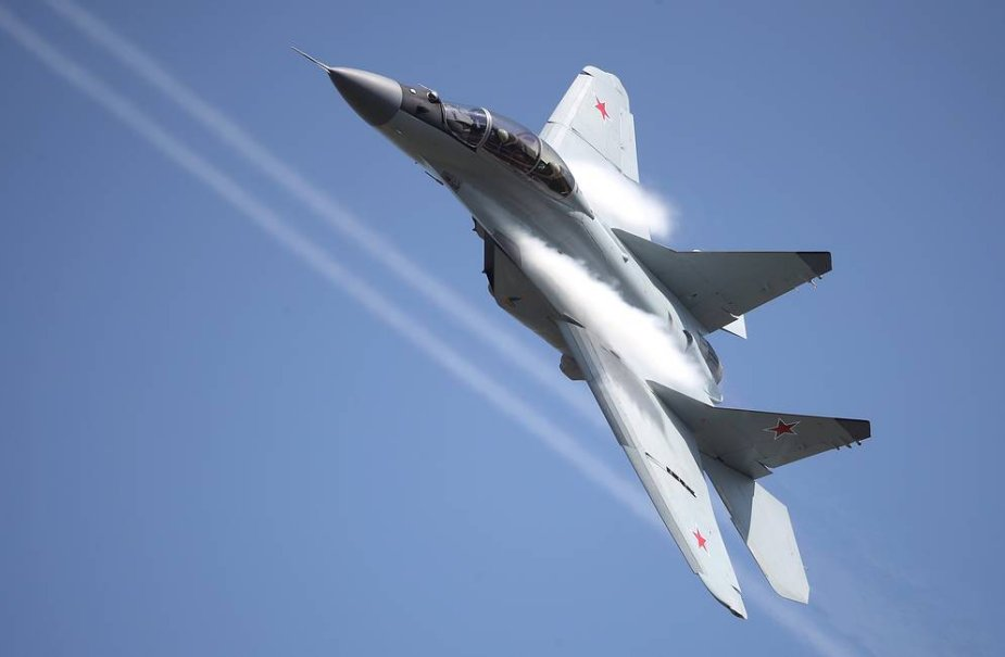 Russias generation 4 MiG 35 fighter jets to be fitted with automatic landing system 925 001