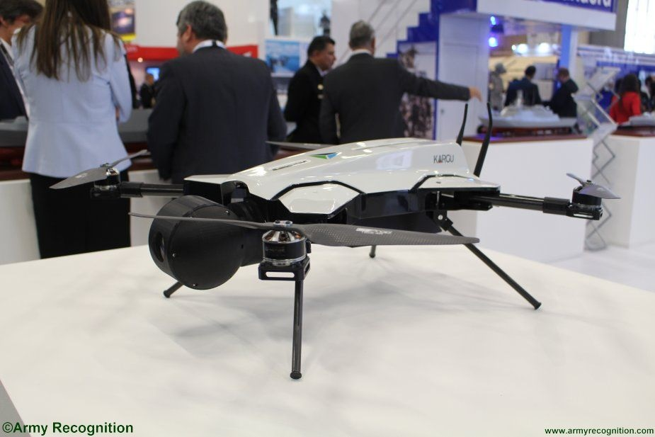 Indigenous kamikaze mini drones delivered to Turkish security forces