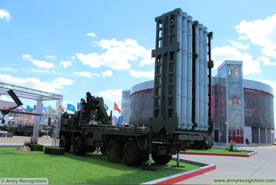 Russian Air defense trains new tactic to fight cruise missiles and drones 04