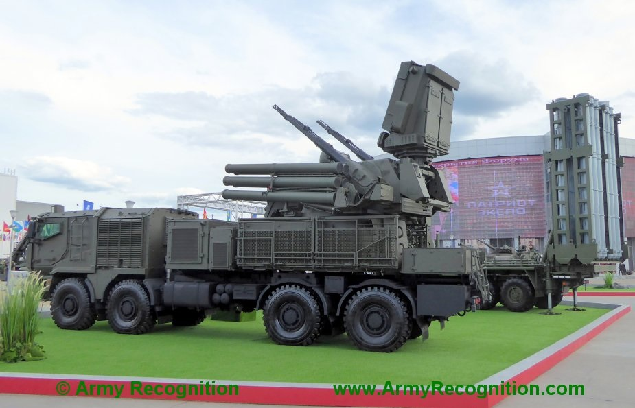 Russian Air defense trains new tactic to fight cruise missiles and drones 05