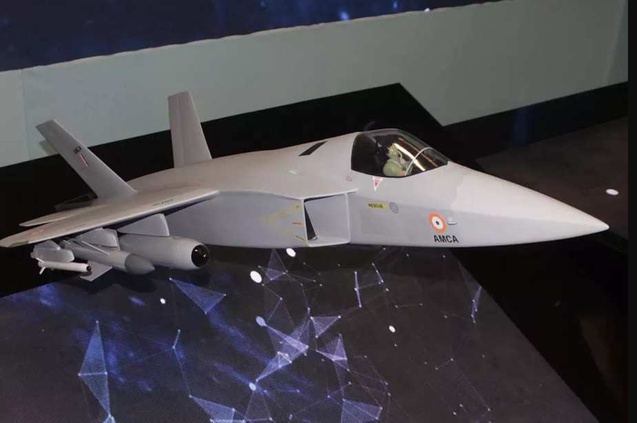 India will produce its own Advanced Medium Combat Aircraft for the Navy 925 001