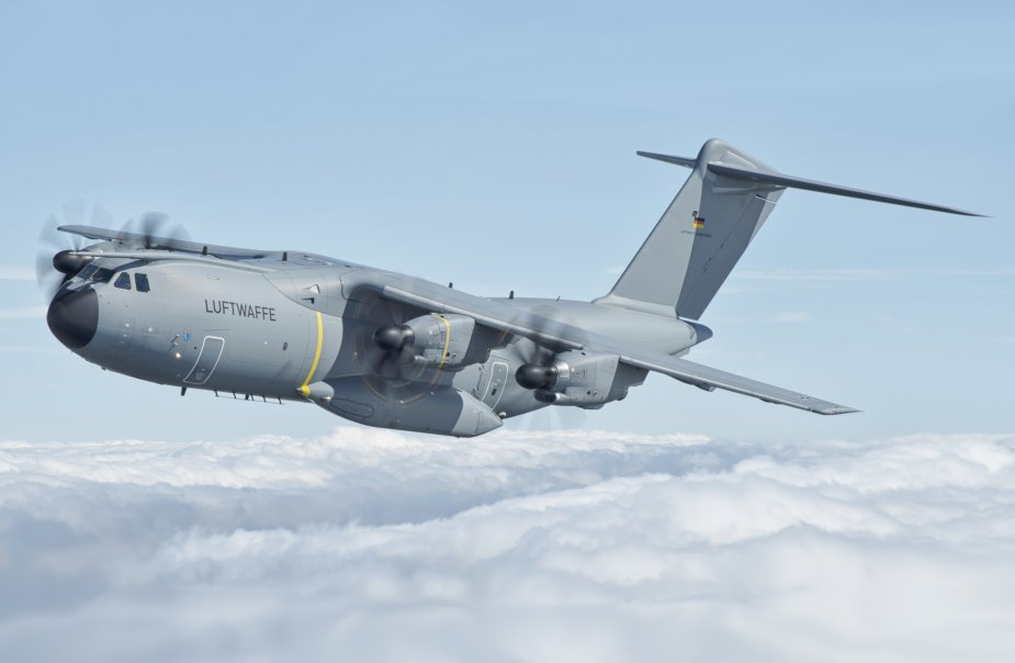 Occar achieves new milestone of the A400M Programme 925 002