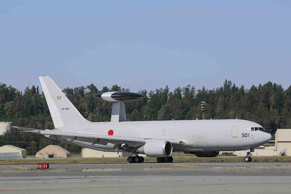 Boeing to upgrade Japan Airborne Warning and Control System AWACS aircraft 925 001