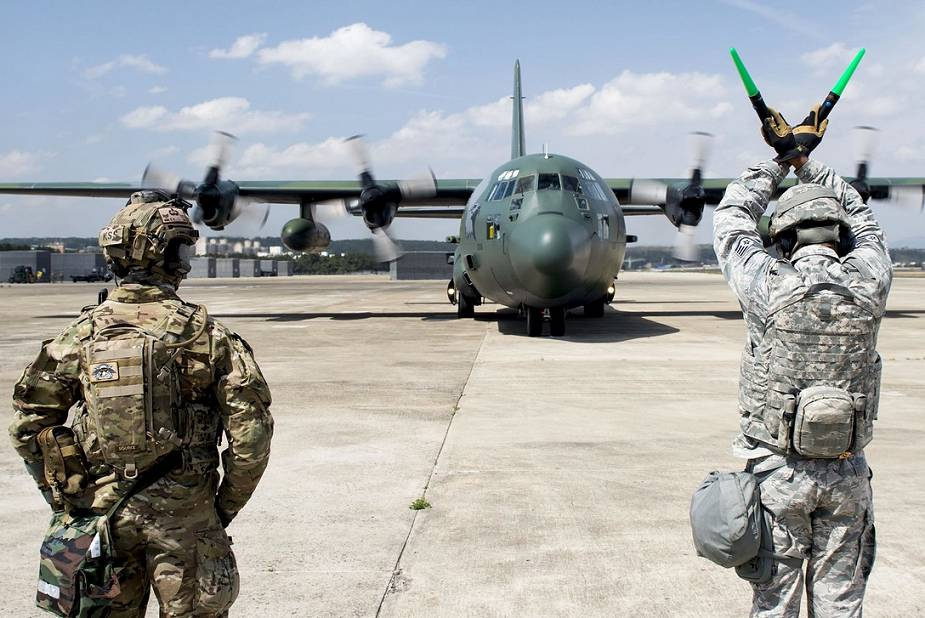 United States approves delivery of C 130H military transport aircraft to Tunisia and Morocco 925 001