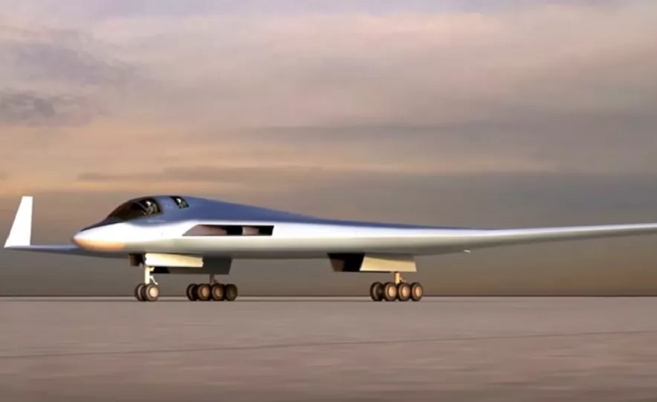 Russia begins construction of the first PAK DA strategic bomber