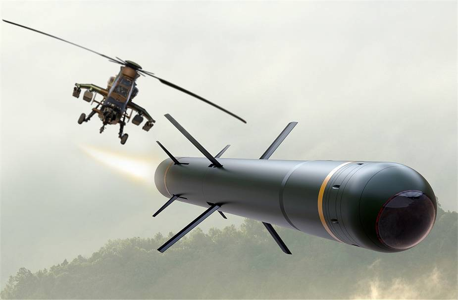 MBDA to develop Future Tactical Air to Surface Missile for French attack helicopter Tigre 925 001