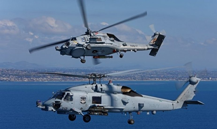 Greece to get MH 60 Seahawk helicopters and sonars