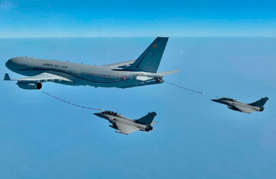 Indian Air Force to lease A330 MRTT tankers from France 02