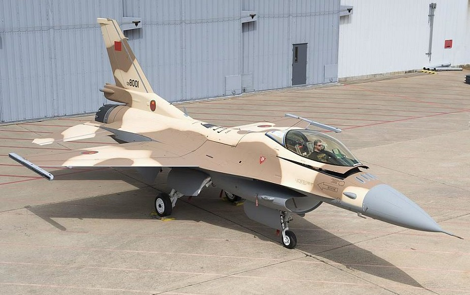 200 million order for Moroccan F 16 engines
