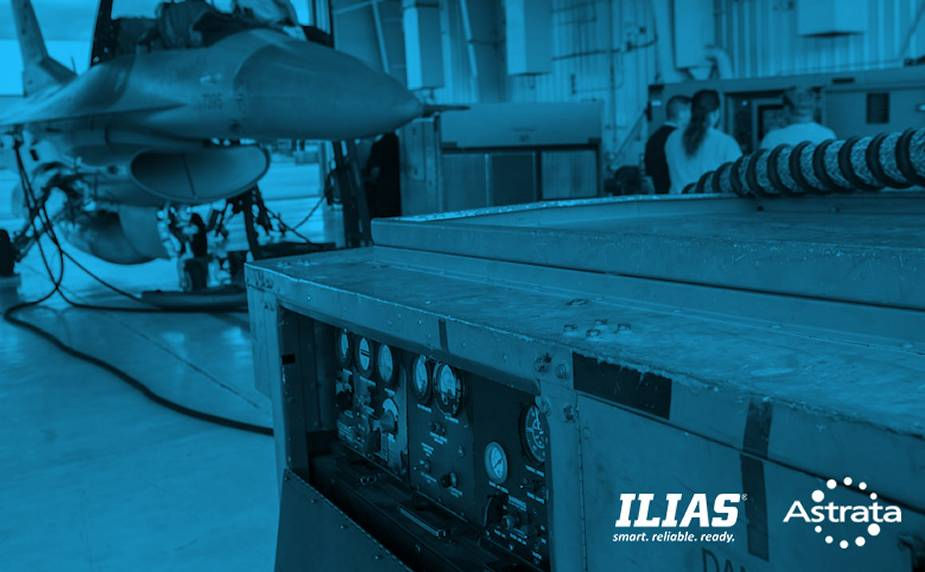 Astrata and Ilias Solutions join forces to improve air force readiness