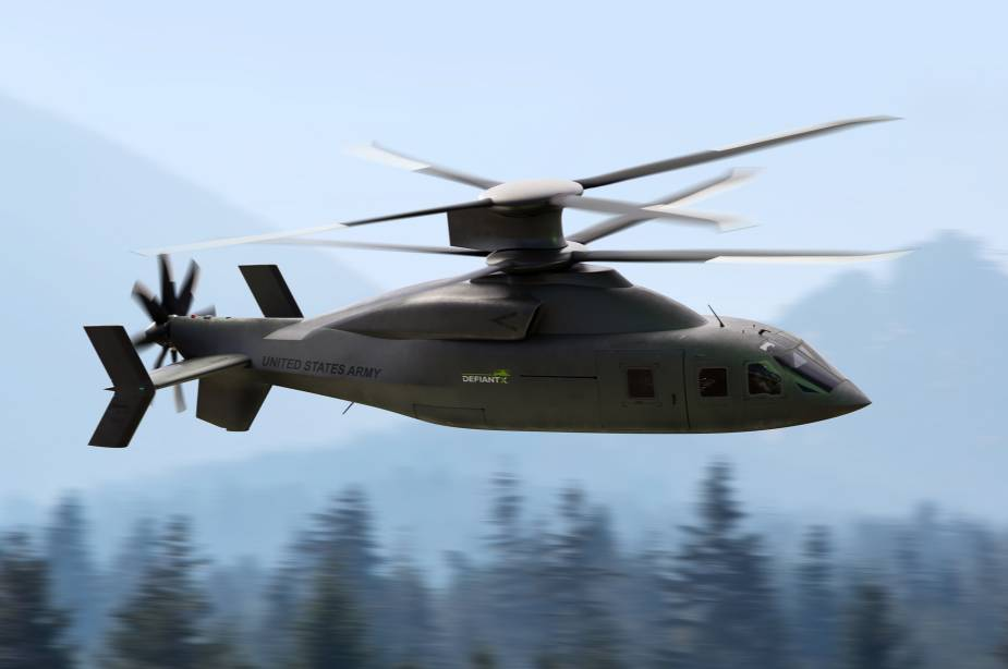Boeing and Sikorsky present updated Defiant X proposal for US Army FLRAA competition 3