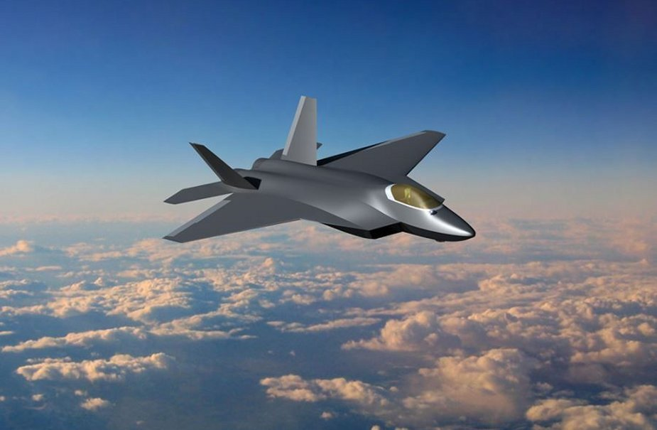 Turkish Aerospace build wind tunnel for the TAI TF X fighter