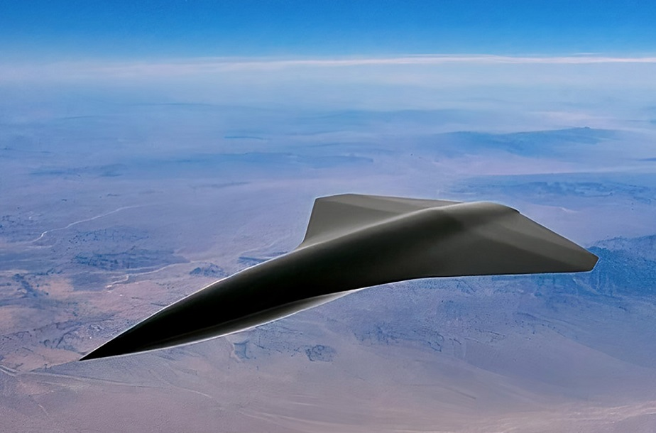Kelley Aerospace unveils Arrow supersonic UCAV 02