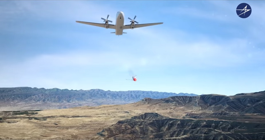 Lockheed Martin unveils Speed Racer UAS design 02