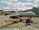 MQ-1 Predator UAV Drone Unmanned Aerial Vehicle technical data sheet specifications intelligence description information identification pictures photos images video United States American US USAF Air Force defence industry military technology