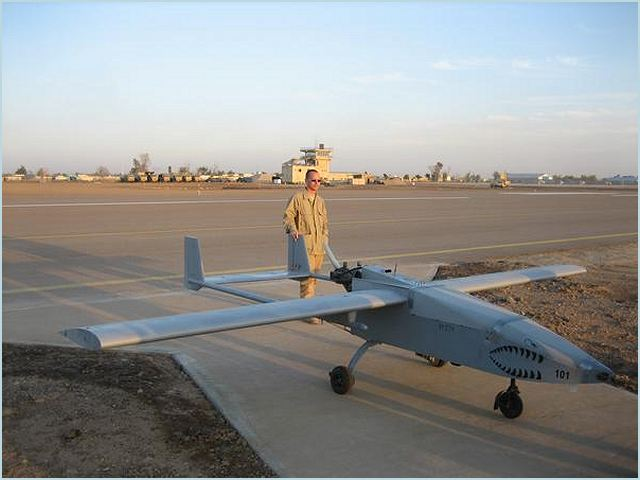 General Dynamics Ordnance and Tactical Systems and the U.S. Army Armament Research and Development Engineering Center (ARDEC) have successfully demonstrated a GPS-guided munition for use on small Unmanned Aerial Vehicles (UAV). The testing consisted of three separate engagements using a Tiger Shark UAV launching an 81mm mortar equipped with General Dynamics' Roll Control Fixed Canard control system and an ARDEC-developed fuzing solution. All three mortars were launched from a UAV at altitudes of approximately 7,000 ft and guided to within seven meters of a GPS-identified target grid.