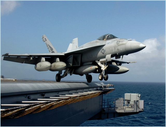 Boeing [NYSE: BA] and the U.S. Navy have delivered a proposal to the government of Japan offering the advanced F/A-18E Super Hornet Block II to become the Japan Air Self Defense Force's (JASDF) next premier fighter aircraft.