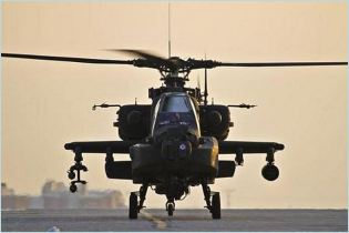 AH-64 Apache attack helicopter technical data sheet specifications intelligence description information identification pictures photos images video Sikorsky United States American US USAF Air Force aviation aerospace defence industry military technology